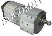 Pompe Bosch MF 3000 6000, Renault Ares, 0510665389 (19+11)
