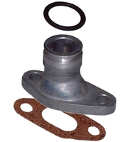 Raccord pompe à eau, thermostat pour Ford New Holland TL