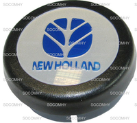 Capuchon de volant de direction pour Ford New Holland Série TS TS110