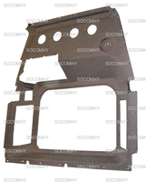 garnissage du pavillon pour Ford New Holland Série 40 8340