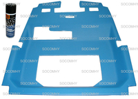 Plafond de cabine pour Ford New Holland Série 600 9600